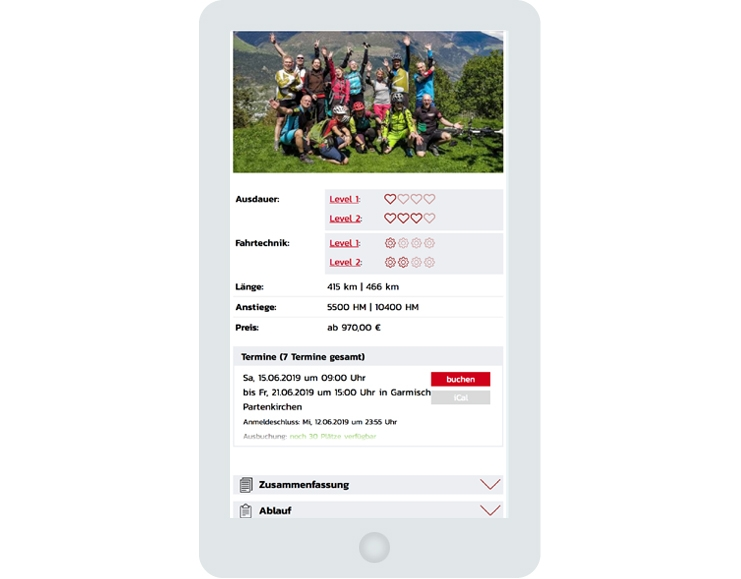 Alpenevent Screen Phone b