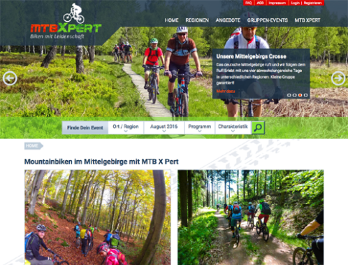 MTB XPert Screenshot 2